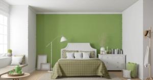 bedroom interior painting