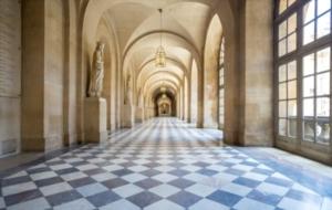 corridor interior painting