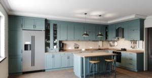 kitchen interior painting